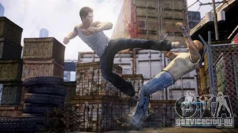 Загрузочные экраны Sleeping Dogs для GTA 4 четвёртый скриншот