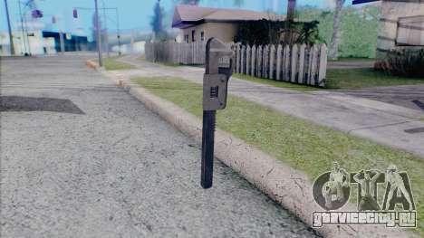 Разводной ключ для GTA San Andreas