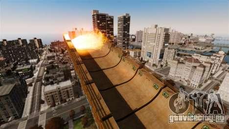 Algonquin Stunt Ramp для GTA 4 шестой скриншот