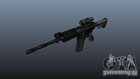 Автомат M4 Spike для GTA 4