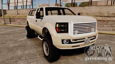 GTA V Vapid Sandking SWB 4500 для GTA 4
