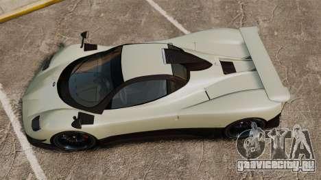 Modena Typhoon для GTA 4 вид справа