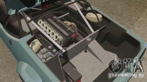 BMW M1 [EPM] для GTA 4 вид сбоку