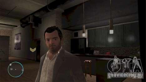 Michael De Santa from GTA V для GTA 4