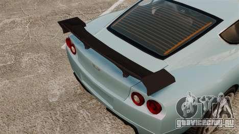 Extreme Spoiler Adder 1.0.4.0 для GTA 4 шестой скриншот