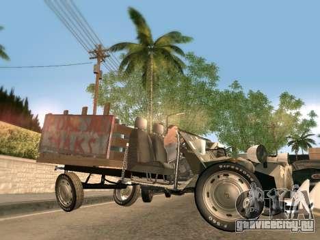 Citroen 2CV (Diana) для GTA San Andreas