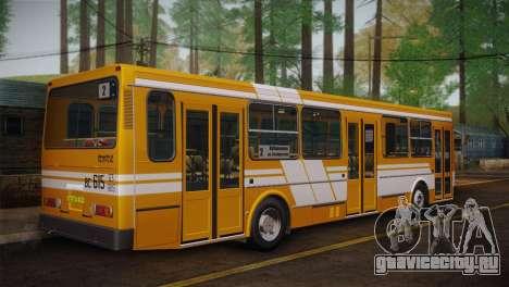 ЛиАЗ 5256.00 для GTA San Andreas вид слева