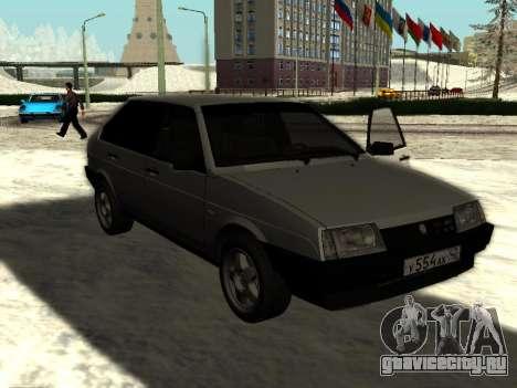 ВАЗ 21093i для GTA San Andreas
