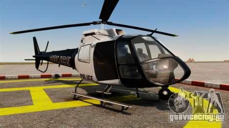 GTA V Police Maverick для GTA 4