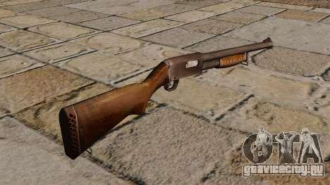 Помповое ружье Remington для GTA 4 второй скриншот