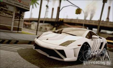 Lamborghini Gallardo LP560-4 2013 для GTA San Andreas