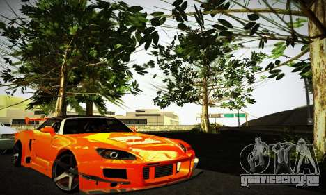 Honda S2000 Amuse GT1 для GTA San Andreas