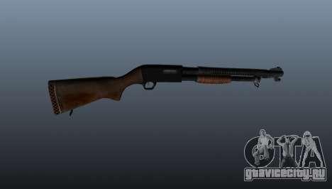 Ружьё M1897 Trenchgun для GTA 4 третий скриншот