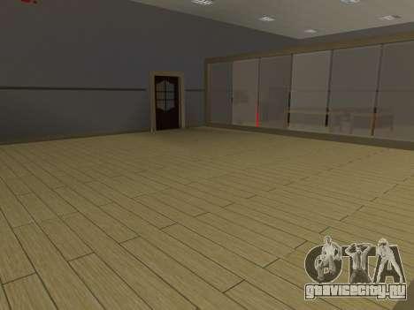 Новые текстуры интерьера Мэрии для GTA San Andreas второй скриншот