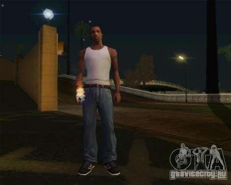 Шампанское для GTA San Andreas четвёртый скриншот