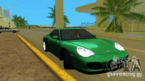 Porsche 911 Turbo для GTA Vice City