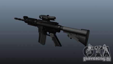 Автомат M4 Spike для GTA 4 второй скриншот