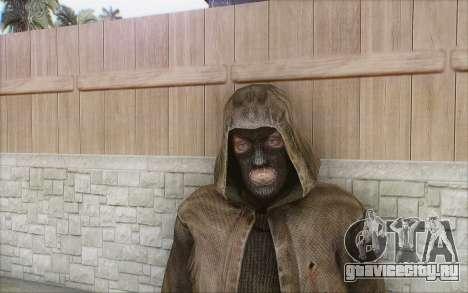 Бандит в плаще для GTA San Andreas второй скриншот