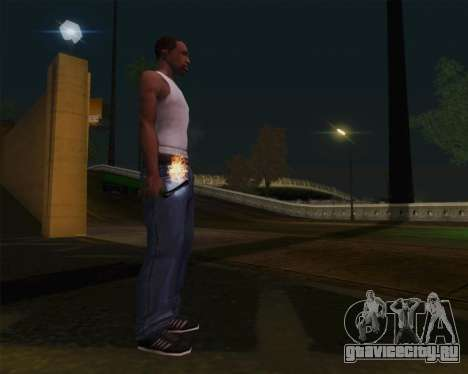 Шампанское для GTA San Andreas второй скриншот