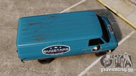 GMC Vandura G-1500 1983 Tuned [EPM] Bugstars LS для GTA 4 вид справа
