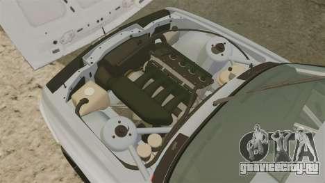 BMW M3 1990 Race version для GTA 4 вид сзади