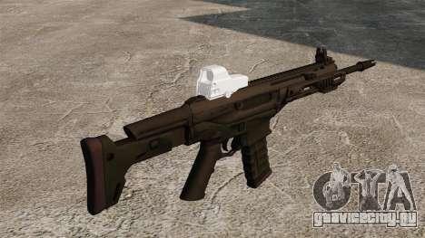 Автомат Remington ACR Eotech для GTA 4 второй скриншот