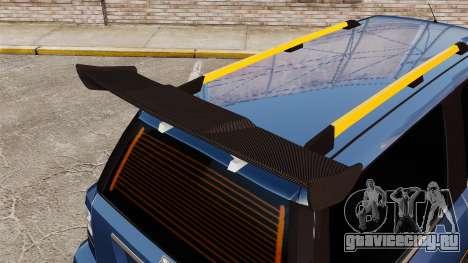Extreme Spoiler Adder 1.0.4.0 для GTA 4 девятый скриншот