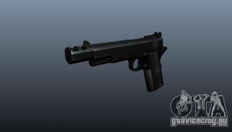 Пистолет Colt Delta Elite для GTA 4