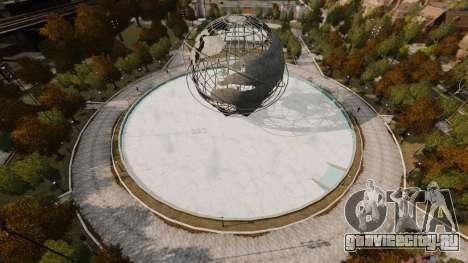 Замёрзшая вода для GTA 4 четвёртый скриншот