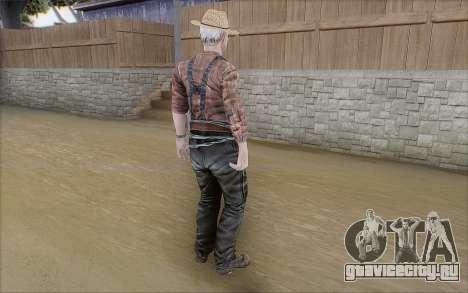 Фермер для GTA San Andreas третий скриншот