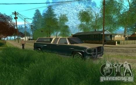 Bobcat XL из GTA 5 для GTA San Andreas вид слева