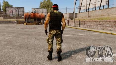 Южноамериканский террорист Guerilla для GTA 4 третий скриншот