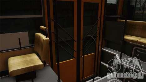 ЛиАЗ 5256.00 для GTA San Andreas вид изнутри