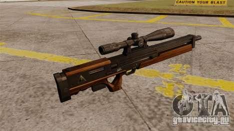 Снайперская винтовка Walther WA 2000 для GTA 4 второй скриншот