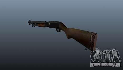 Ружьё M1897 Trenchgun для GTA 4 второй скриншот