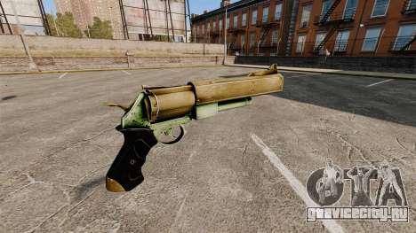 Револьвер Joker для GTA 4 второй скриншот