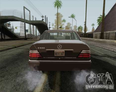 Mercedes-Benz W124 E500 для GTA San Andreas