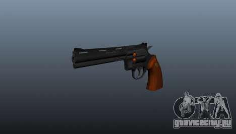 Револьвер Python 357 6in для GTA 4