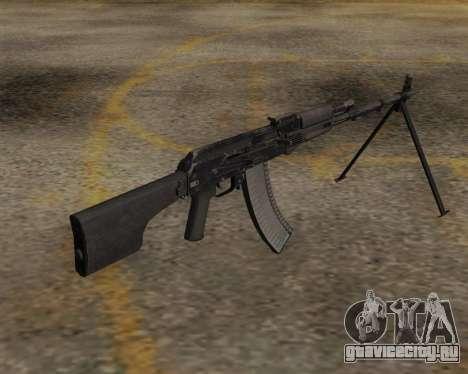 РПК-74М для GTA San Andreas второй скриншот