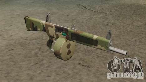 Автоматическое ружьё AA-12 Camo v2 для GTA 4