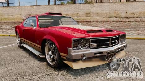 Sabre RS для GTA 4