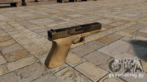 Самозарядный пистолет Glock для GTA 4 второй скриншот