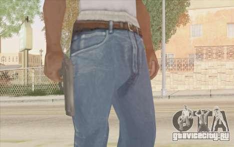 Пистолет Стечкина для GTA San Andreas четвёртый скриншот