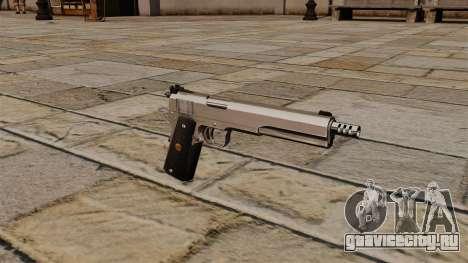 Пистолет AMT Hardballer Longslide для GTA 4