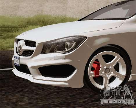 Mercedes-Benz CLA 250 2013 для GTA San Andreas