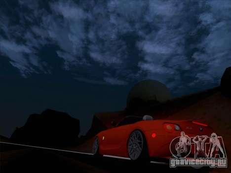BMW Z4 Edit для GTA San Andreas вид сбоку