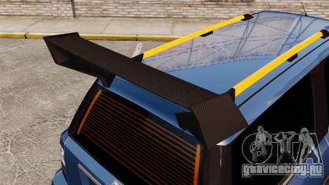 Extreme Spoiler Adder 1.0.4.0 для GTA 4 пятый скриншот