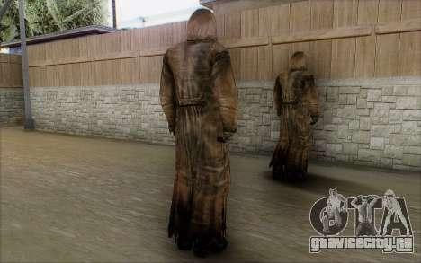 Бандит в плаще для GTA San Andreas третий скриншот