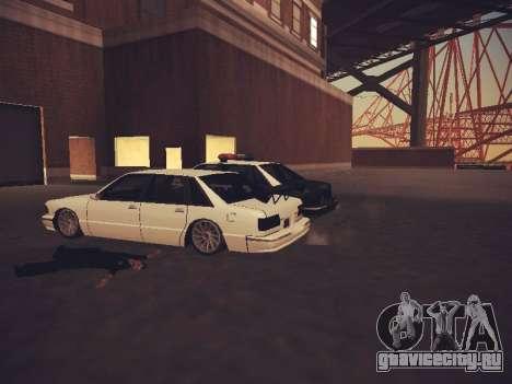 GTA SA Low Style v1 для GTA San Andreas третий скриншот