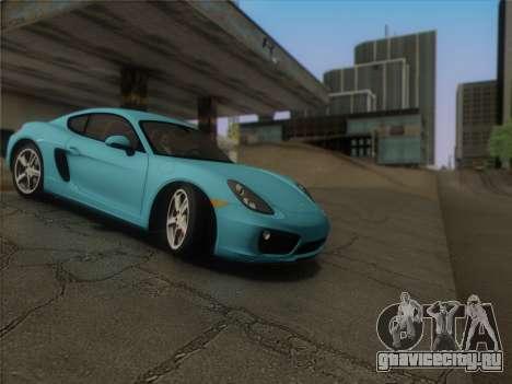 SA_graphics v.1 для GTA San Andreas третий скриншот